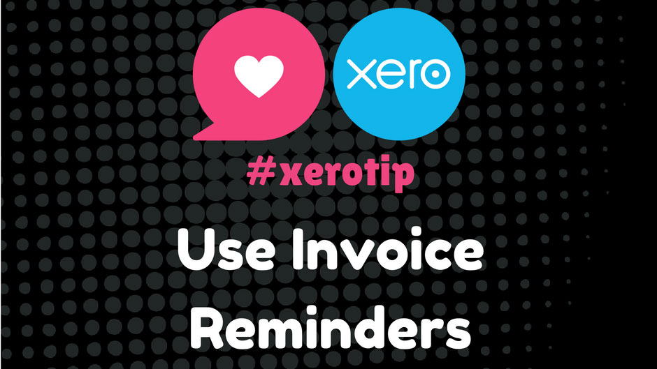 xero bill reminder
